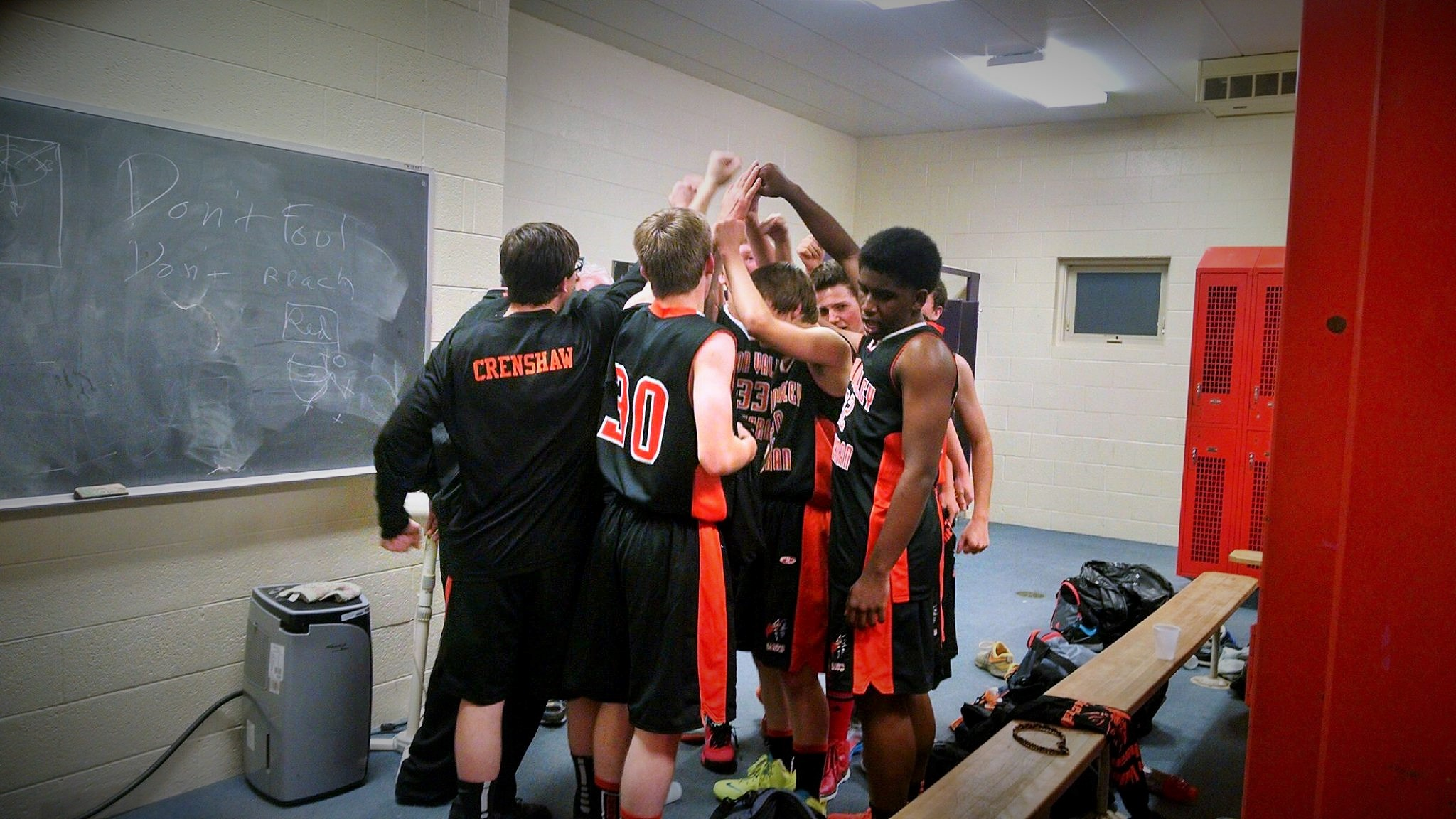 Boys Jr. Varsity Basketball